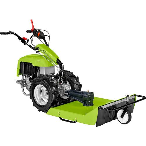 Long Grass & Brush Mower